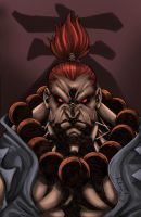 ULTIMATE AKUMA COLORS by bobbett
