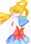 Sailor Moon by Zumay-Is-Love