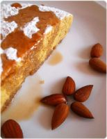 Almond and Cinnamon Cake by MeYaIeM