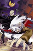 Soul Eater.color by Saiko--Rohime