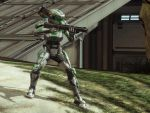 New look for Halo 4 by Sestra-Volk