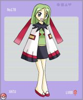 Pokemon 178: Xatu by jigglysama