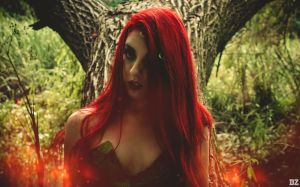 Poison Ivy - I by FlorBcosplay
