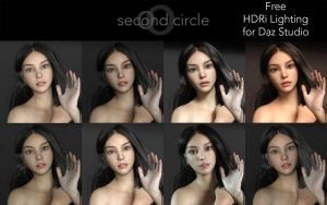 SC Free HDRi Lights for Daz Studio by second-circle