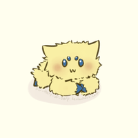 Another Bachuru/Joltik by Sir-Herp