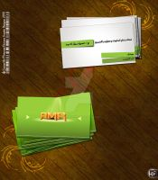 amr business card by eltolemyonly