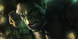 here comes the pain-hulk by odin-gfx