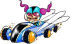 Li-Belle Karting by Lupilstinskin