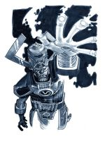 GALACTUS - NYCC2011 by EricCanete