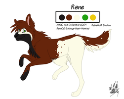 WA Cameo Sheet Rane by Kairi292
