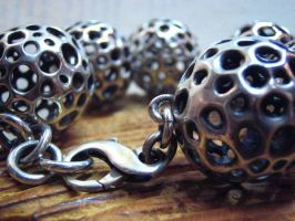 Ultimate Ball Bracelet by discomedusa