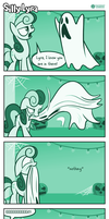 Silly Lyra - If You Have Ghosts by Dori-to