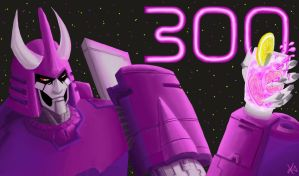 Cyclonus - 300 by TheButterfly