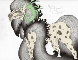 B-950 - Magicae Saltare Chorea by ToxicCreed