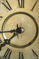 Old Clock Face 1 by natureflowerstock