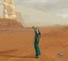 Beryl's Travel : Desert of Sacred Winds by fallenRazziel