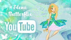 Elena's Butterflix - Now on YouTube! by Cyberwinx