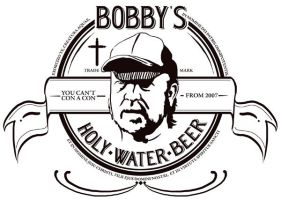 Bobby's Holy Water Beer by Kentameadowwolf