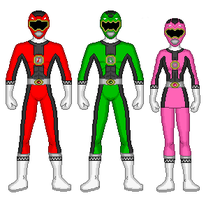Power Rangers Beat Shift by Gekiblack