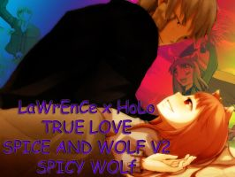 SPICE AND WOLF THE SPICY WOLF by HoLaDaYs