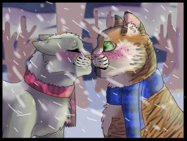 It's too cold for you here... by LemTheCat