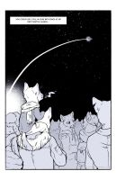Space Cats ( Pages 1-4 ) by Kium