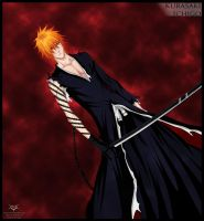 Bleach 417. Ichigo. by Xset