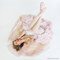 The Ballerina by finegraph