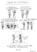 Naruto 492 Spoof: Train Me by lauraneato