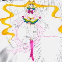 The New Sailor Moon by Mileyangel321