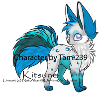 Kikitsune adopt - CLOSED by Tami239