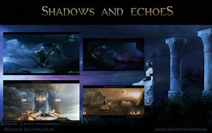 Shadows and Echoes Official ID by RazielMB