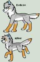 Before and After by xX-Chase-Xx