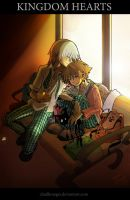Riku and Sora: Afterschool... by Chadkroeger