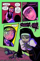 Sister Claire, page 46 by Yamino