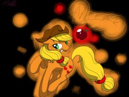 It's Applejack, y'all! by PurplePassion3