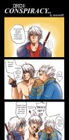DMC4+conspiracy by xanseviera