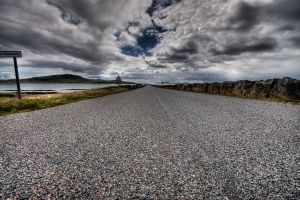 The road to Balla by GlueR