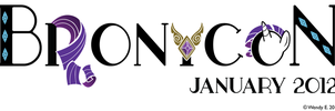 BroNYCon January 2012 Logo by midori-no-ink