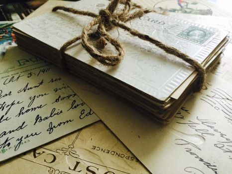A Bundle of Love, and Reminiscence by Yesterdays-Paper