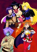 The Slayers by MistressNatalyaQotD