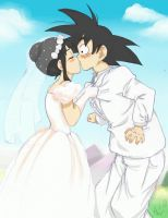 Just married by Socij