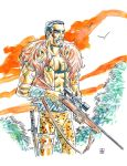 Kraven the Hunter by deankotz