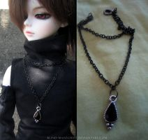 BJD Necklace 04 - Gem by symphon1c