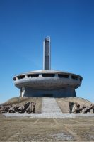 Monument of communism I by CULAter-stock