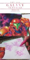 Metroid: Galaxy Colored Pen Walkthrough by YOU-cee