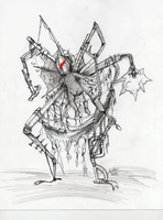 9 contest Monster:The Trampler by 00-JackieLantern-00