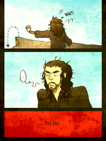 Drama in Doriath pg.6 by remonpop