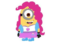 Despicable Me - Minion Mlp Equestria Girls Stuart by DanielaEspinoza19