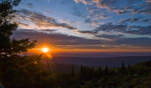 Dolly Sods Sunrise Series V by dissenters101
